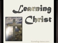 Learning Christ